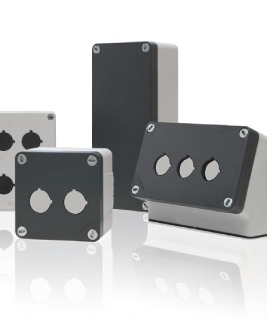 Metal Push-Button Enclosures and Boxes