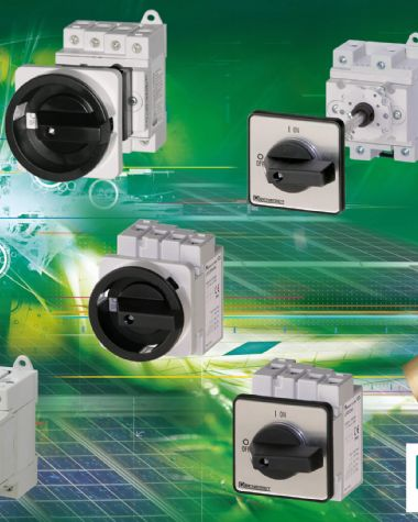 DC - Switch Isolators for Photovoltaic